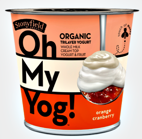 Oh My Yog! A Trilayer Yogurt