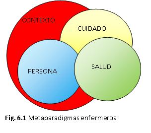 Metaparadigma de enfermeria