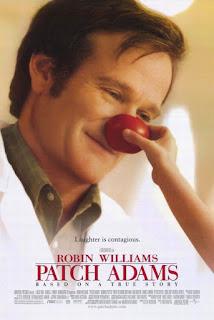 Patch Adams O Amor é contagioso Robin Williams