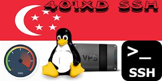 Download SSH Premium Gratis Server Singapura Aktif Hingga 28 November 2017