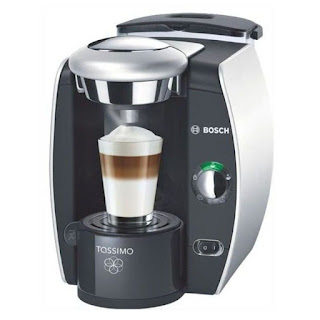 BOSCH TASSIMO T40 FIDELIA TAS4011 COFFEE / All HOT DRINKS MACHINE MAKER Refurb £42.50 @ebay