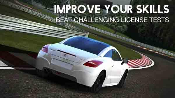 Assoluto Racing v1.4.5 Apk (Mod Money)