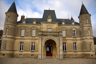 Bernard Magrez blog vin vins bordelais jack ma chateau de pérenne beaux-vins