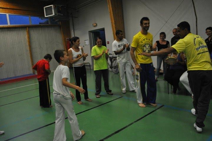 Grupo Alto Oeste Capoeira/RN - Brasil : Viagem do Mestre ...