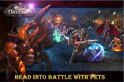 game apk terbaru gratis - Rise of Darkness 1.2. APK