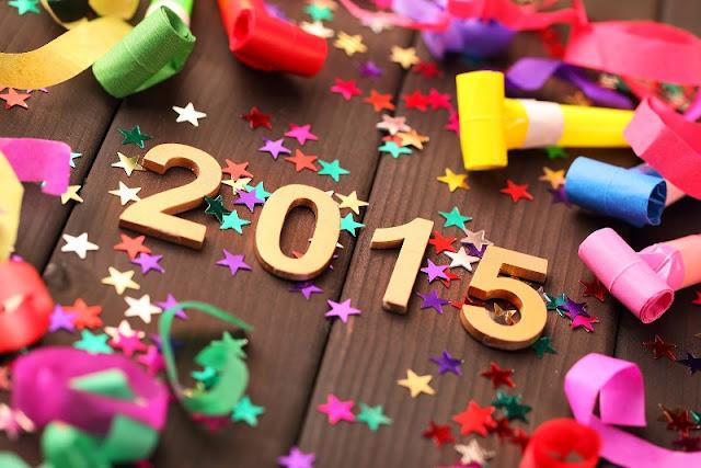 Perutusan Sempena Tahun Baru 2015