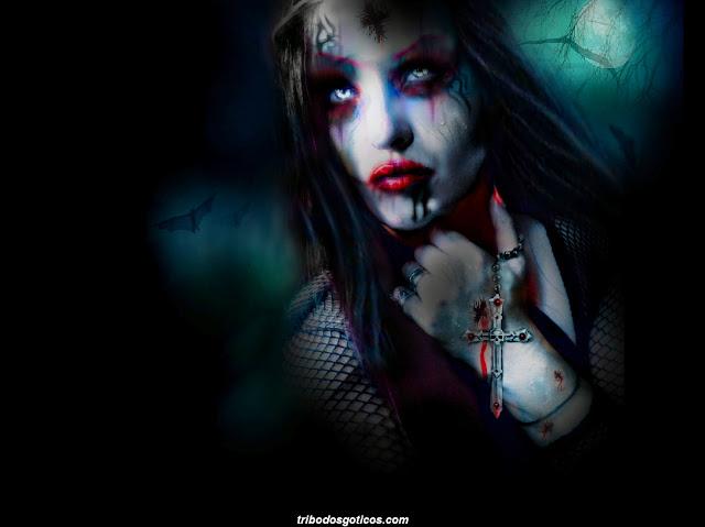 ver fotos de vampiros bonitos wallpaper vampiras goticas vanpiros