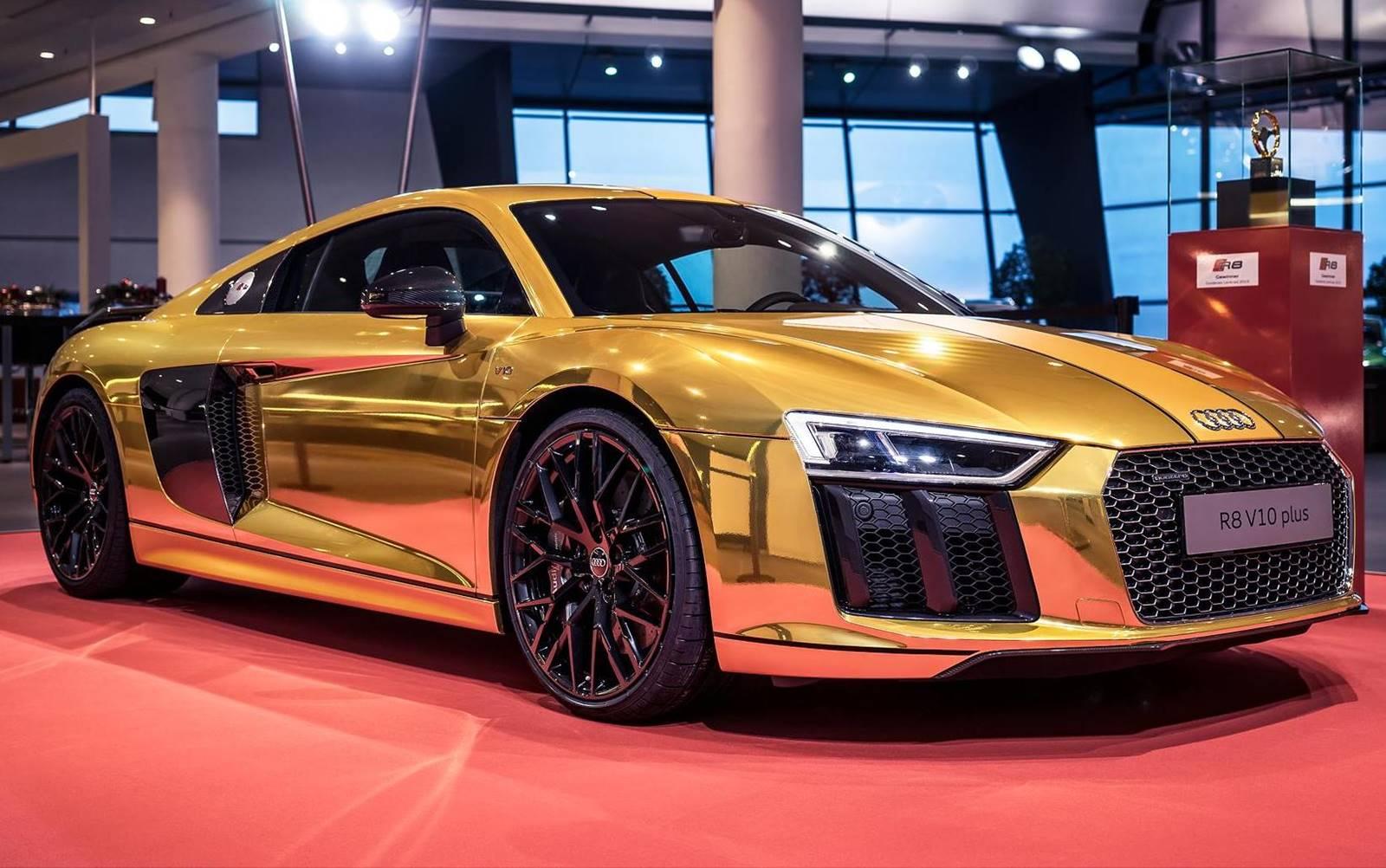 Audi R8 2017 - Brasil