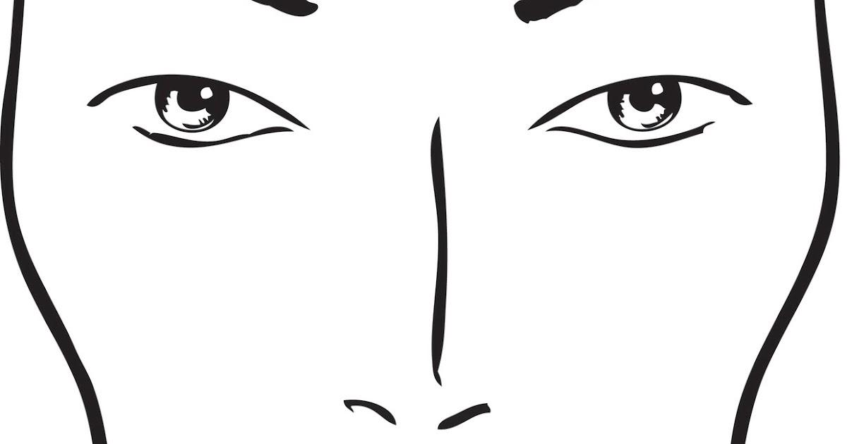 Face Chart: ¿qué son y dónde conseguirlos? - Natalia Carballo ...