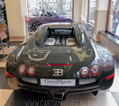 Coming Up Next: Bugatti Veyron Grand Sport #PinItForwardUK