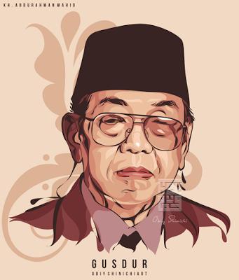 GUS DUR_Ramah NUsantara$quote=KH. Abdurrahman Wahid