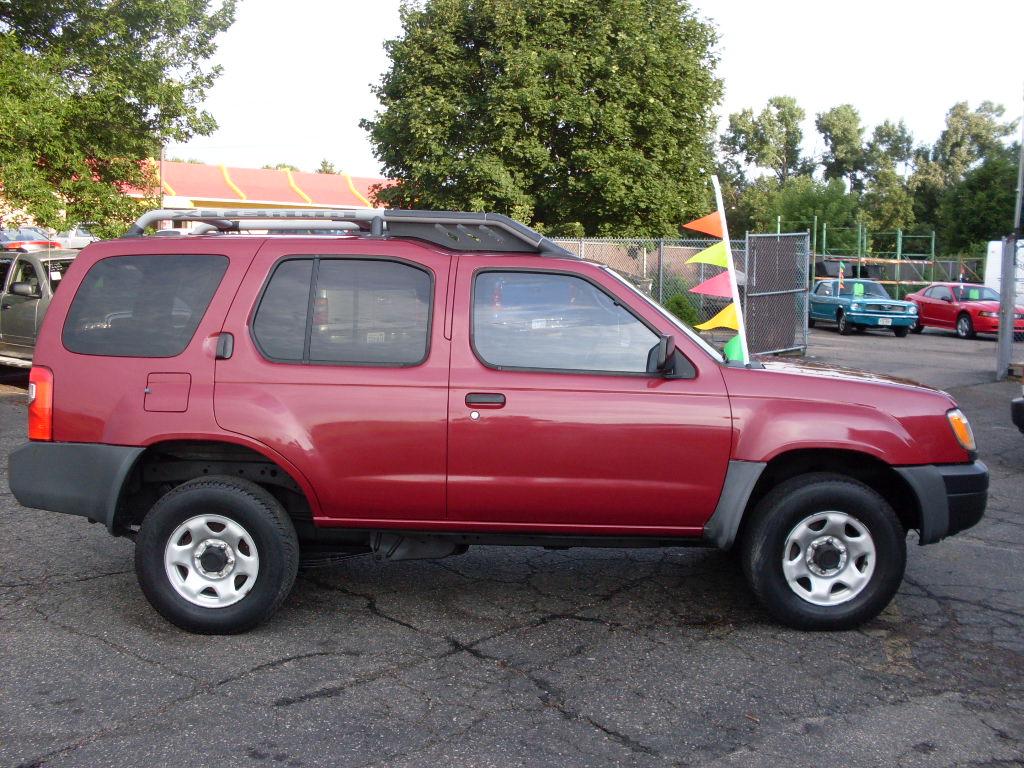 2006 Gmc Envoy Denali >> Ride Auto: 2001 Nissan xterra