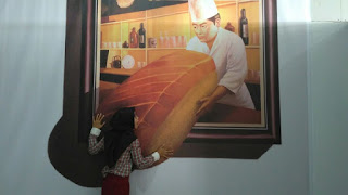 3D Art Gallery Pusaka Tigade Sukorejo Kendal