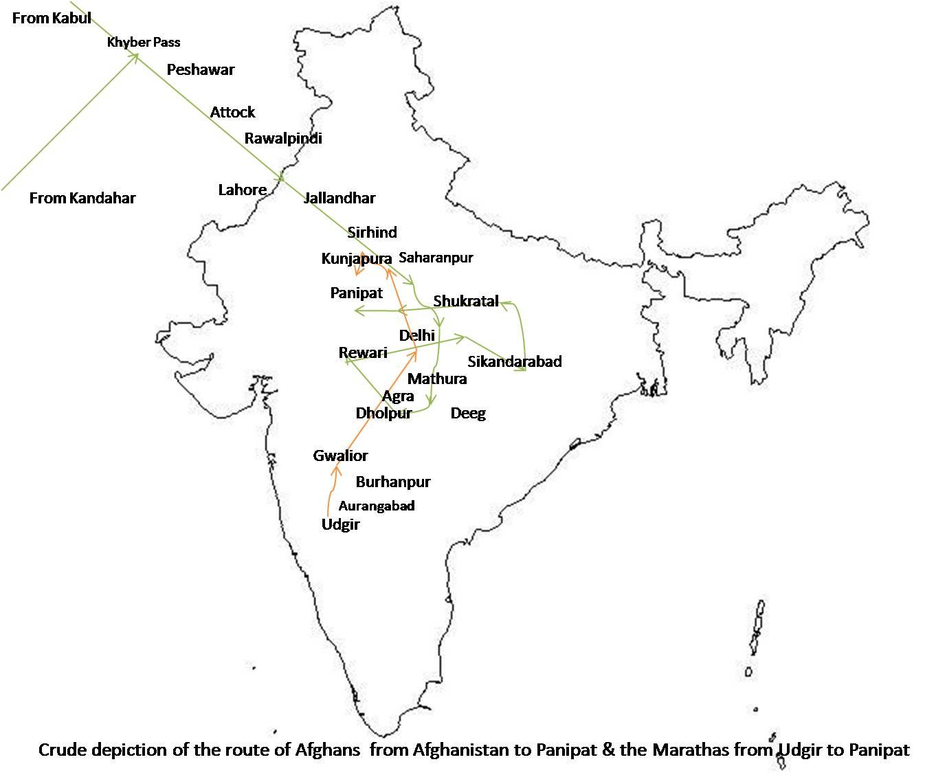 maratha in delhi