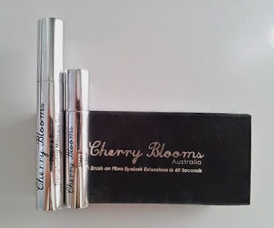 Cherry Blooms Lash Extension Fiber Lash Extensions Mascara.