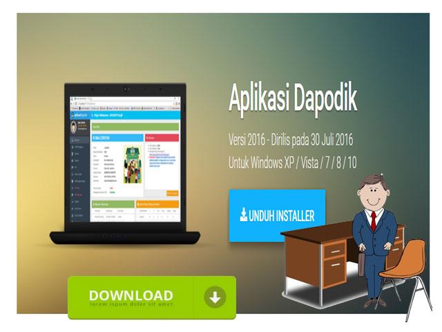 Petunjuk Pengisian Pembelajaran JJM KTSP dan Kurikulum 2013 SD Pada Dapodik Versi 2016