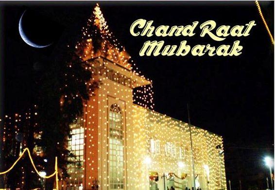 Chand Raat Mubarak HD Wallpapers Free Download