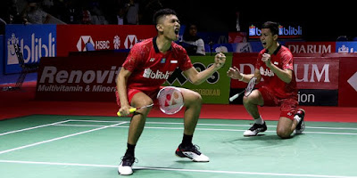 Live Streaming Malaysia Masters 2019