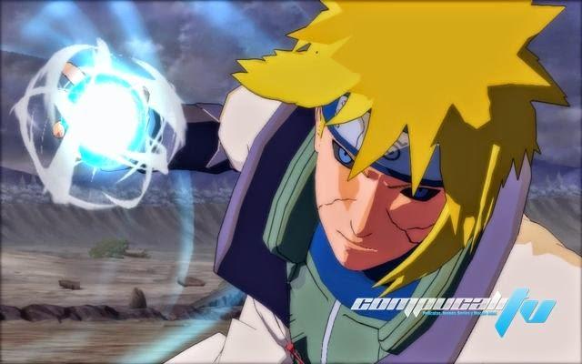 Naruto Shippuden Ultimate Ninja Storm Revolution PC Full Español