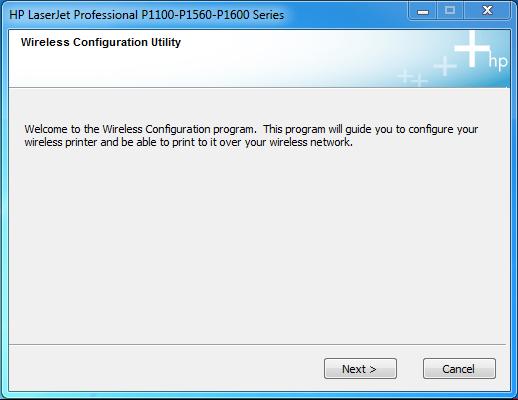 Yukk Belajar IT: Setting Wifi Printer HP Laserjet Pro P1102w