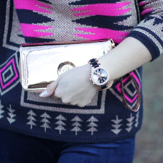 How to Style Rose Gold Accesories