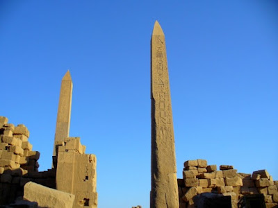 معبد الكرنك أكبر معبد في التاريخ