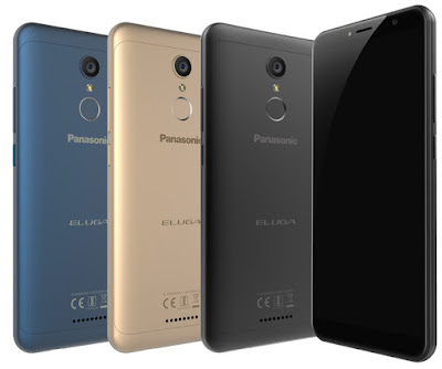 Panasonic Eluga Ray 550 with 18:9 Display launched for Rs 8999