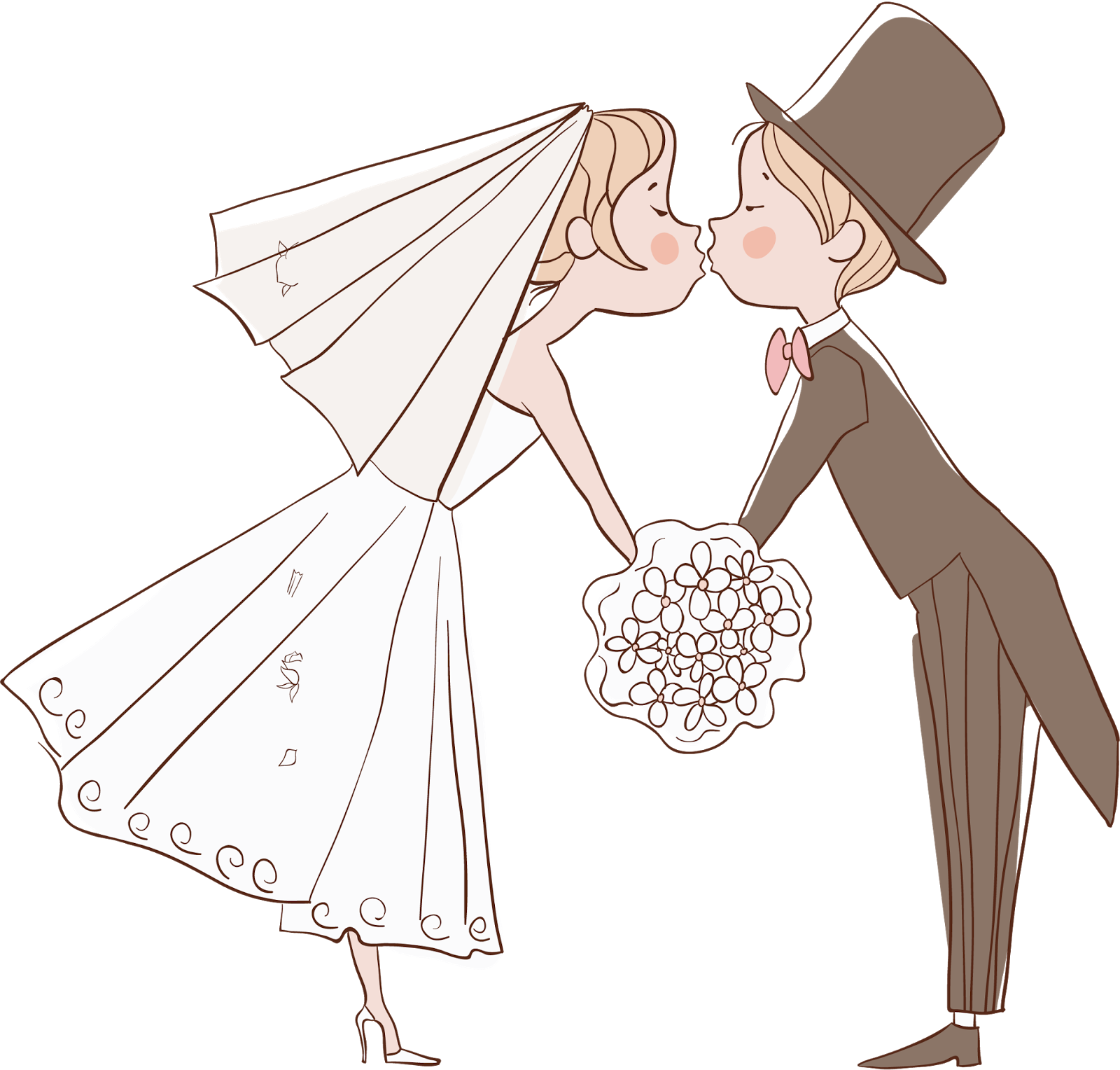 Рисунки на открытку на свадьбу