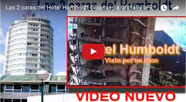 Maduro aprueba 20mil millones más para el Hotel Humboldt