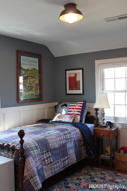 Houseography Alex S Big Boy Room Source List