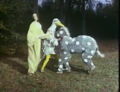 pantomime horse etc.