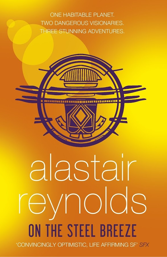 On the Steel Breeze (Poseidons Children) eBook by Alastair Reynolds