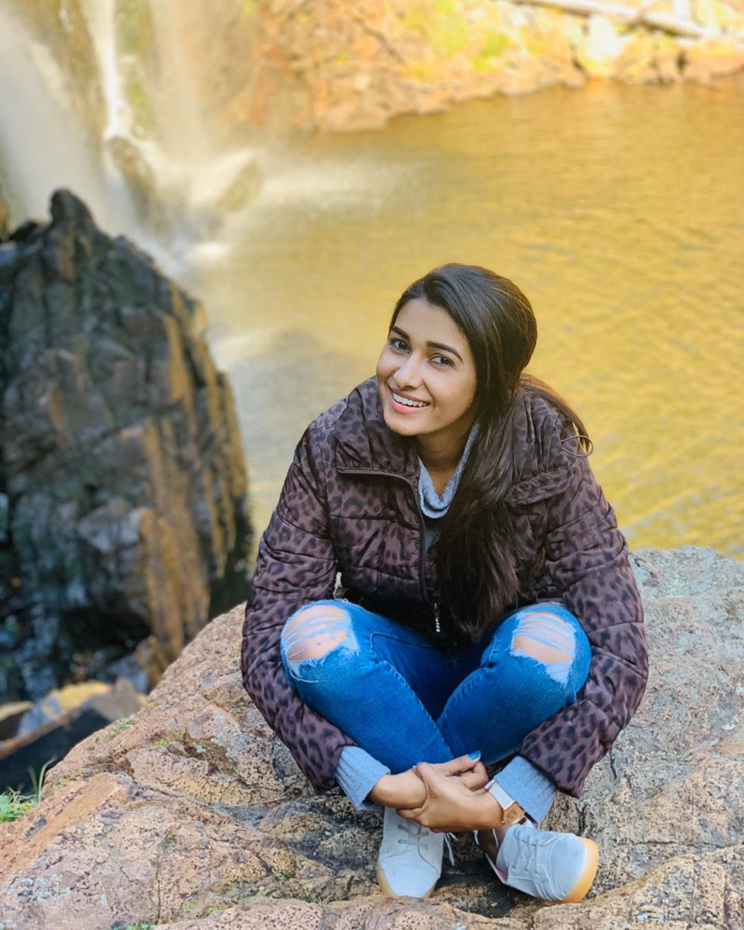 Actress Priya Bhavani Shankar New Photoshoot Pics
