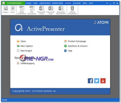 ActivePresenter Professional Edition 6.0.3 Full Terbaru