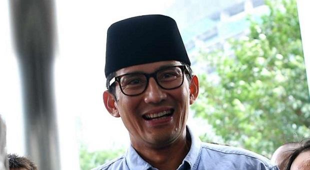 Sandiaga Uno Ingin Goyang Jokowi di Kandang Banteng