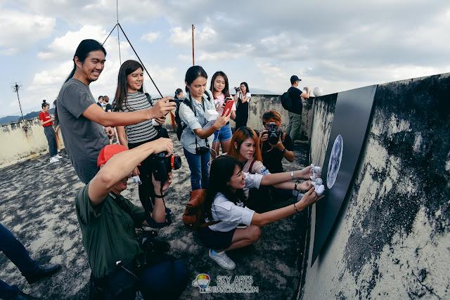 大大哒 ThinkBigBig 电影拍摄地点 一日游 芙蓉中华中学 Seremban Chung Hua High School 天文台