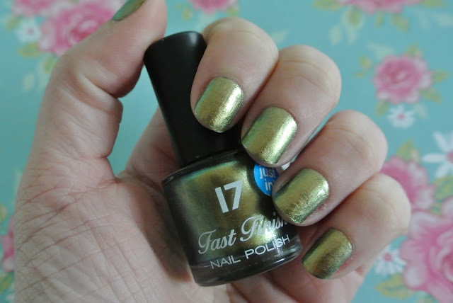 17 fast finish poison swatch