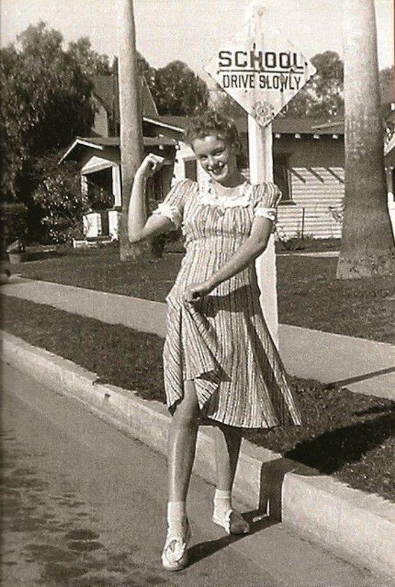 23 March 1941 worldwartwo.filminspector.com Marilyn Monroe