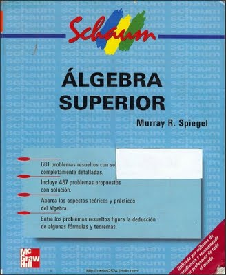 Algebra Superior - Murray R. Spiegel | Matemáticas
