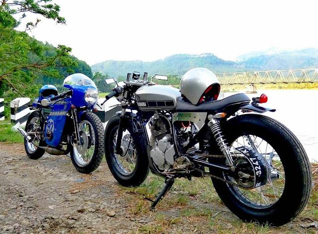 Teguh Setiawan's Yamaha RX-K 135 4
