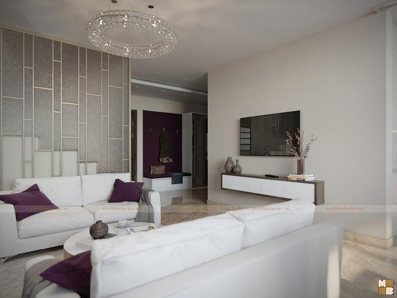 Tư vấn thiết kế nội thất chung cư hiện đại theo xu hướng năm 2018 - H2