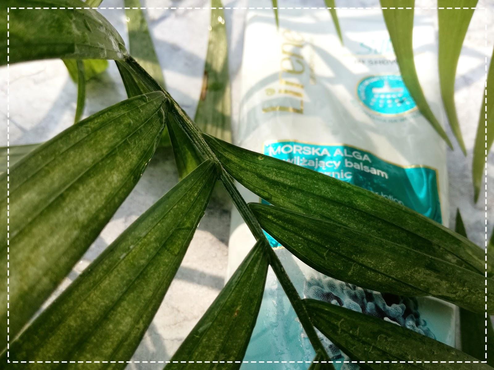 Nawilżający balsam pod prysznic Morska Alga - Lirene