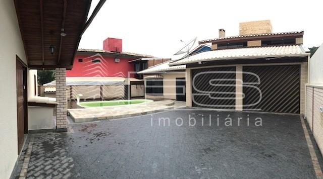 ref: 1620 - Casa com 2 dormitórios - Piscina - Área de festas - Centro - Porto Belo/SC