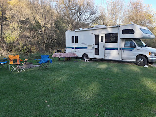 Bear Creek Cabins campground Highlandville Iowa