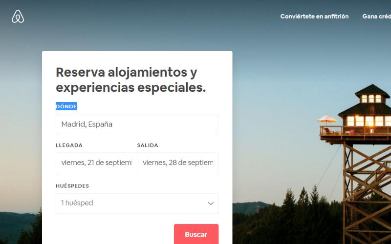 Airbnb no acepta pagos con pesos argentinos