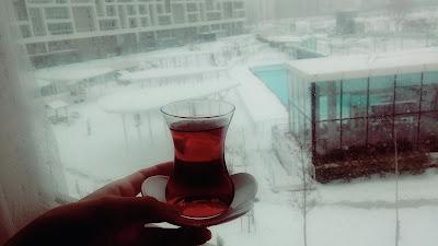 herkese benden çay