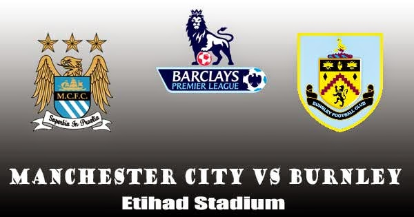 Man City vs Burnley