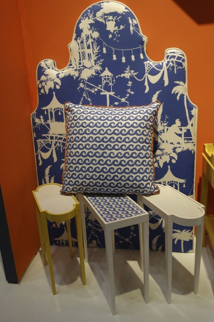 Chinoiserie Chic Introducing Thibaut S South Sea