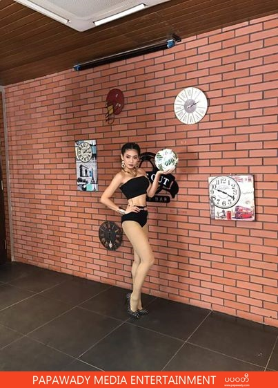 Thinzar Wint Kyaw Life Style Moment Pictures