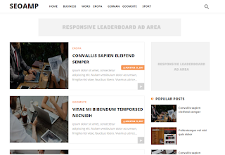 seoamp-blogger-theme-template